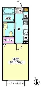 マリンロード多摩川 203号室