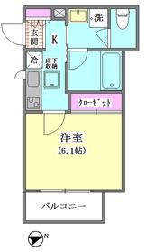 シェソワ・ブランシュ 101号室
