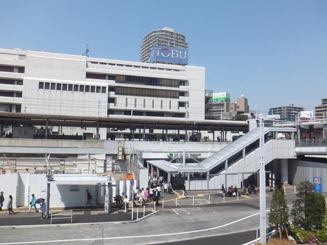 船橋駅(東武 野田線)