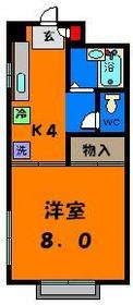 ☆ゆったり8帖☆