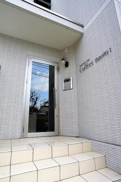 メゾン・ド・コフレ自由が丘Ⅰエントランス