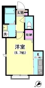 ドゥ シエラコート 102号室