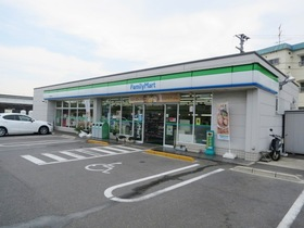 ファミリーマート木太町八区店