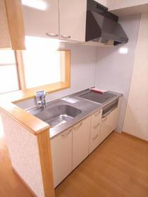 IHのシステムキッチン-☆