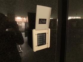 電子キータイプのオートロック