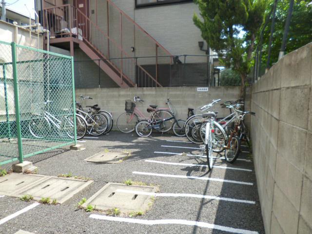 スカイコート戸田公園第3駐車場