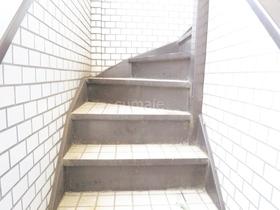 階段はこの様になっております!!