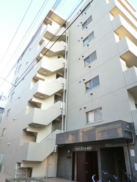 スカイコート錦糸町の外観画像