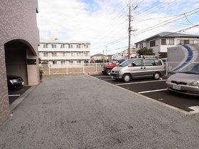 駐車場の空きは要確認です