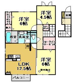 アパート/高知県高知市万々168ー10 Image