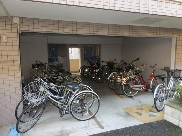 スカイコート蒲田5共用設備