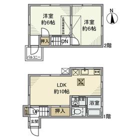 大井戸建 0号室