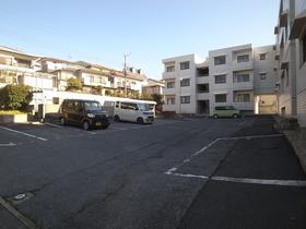 ゆったりした駐車場☆