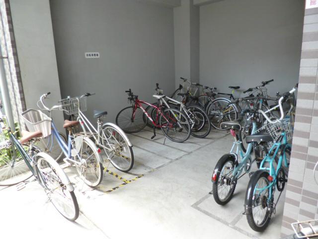 スカイコート中野南台第2駐車場