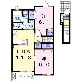 アパート/愛媛県西予市宇和町 下松葉 Image