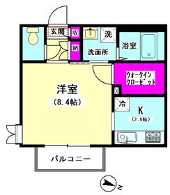 M−Kハウス 202号室