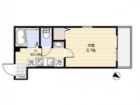 ミルキーハウス 202号室