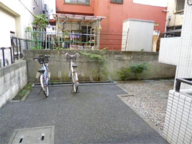 スカイコート東武練馬駐車場