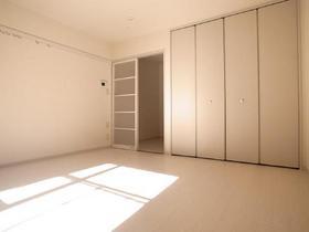 広いお部屋、ソファも余裕で置けちゃいます。