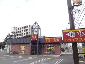 すき家船橋古作店