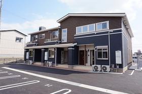 2LDK 54.43平米 6.1万円 香川県高松市春日町