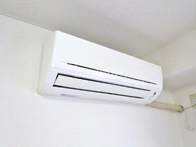 エアコン設置済み!