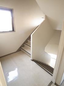 もちろん階段も☆