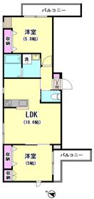 (仮称)大森南5丁目メゾン 201号室