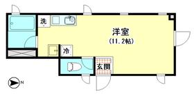 Grapadora池上 A-1号室