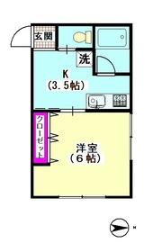 コーポラスムトー 101号室