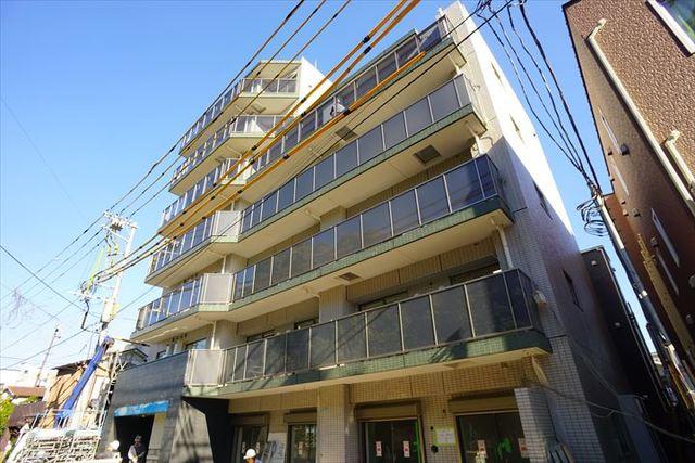 京急本線子安駅徒歩5分の好立地、新築高級分譲賃貸マンション誕生!