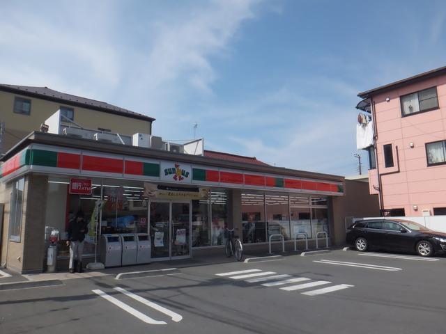 サンクス船橋南本町店