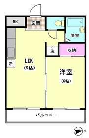 ジョイント・ファミーユC棟 205号室