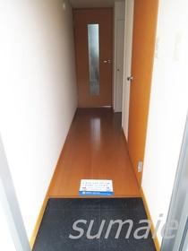 玄関です☆