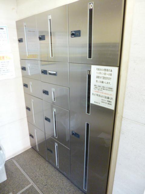 スカイコート新高円寺エントランス