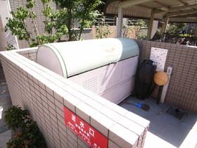 もちろん敷地内にゴミ置場も設置