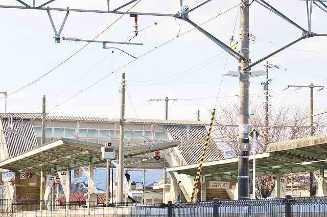 田中駅(しなの鉄道)