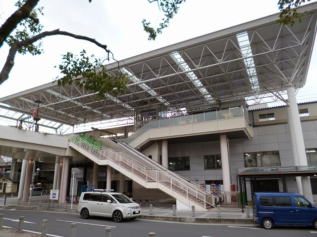 新豊田駅(愛知環状鉄道 愛知環状鉄道線)