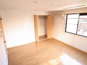 今回角部屋のお部屋。明るいお部屋です