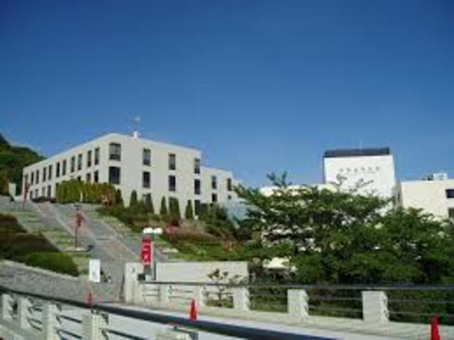 私立神戸女子大学須磨キャンパス