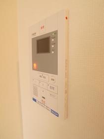 ホームセキュリティー標準装備