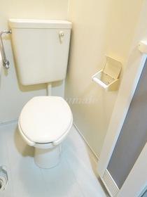 様式のトイレ☆