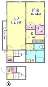 メゾン シラト 201号室