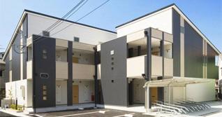 神戸市中央区上筒井通5丁目の賃貸アパート