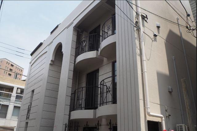 Courtyard Minami-Aoyama外観