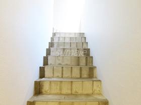 敷地内階段です♪