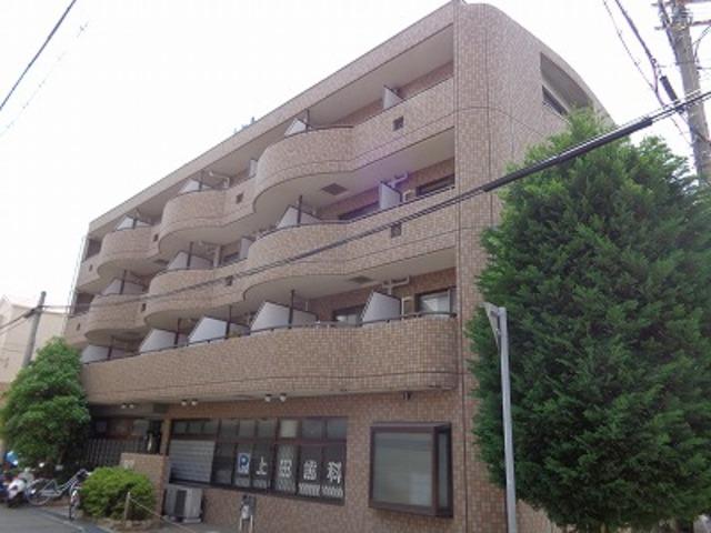 神戸市灘区岩屋北町3丁目の賃貸マンション