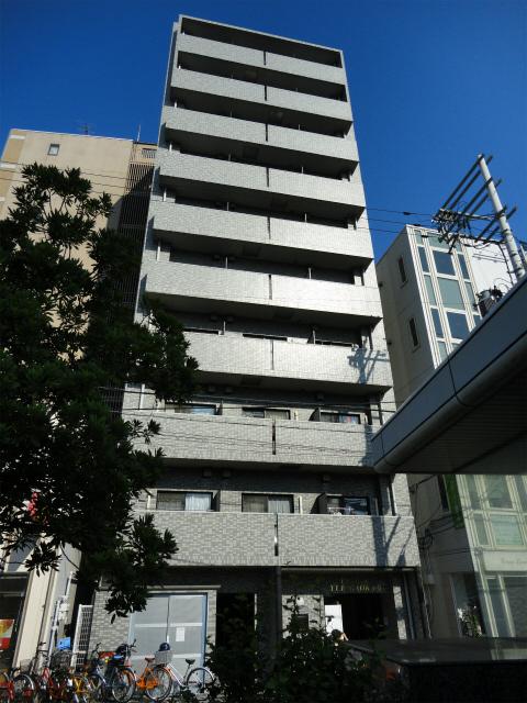 大阪市天王寺区四天王寺1丁目の賃貸マンション