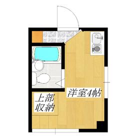 風呂トイレ付で3万円台のお家賃は魅力!建物内にコインランドリー付いてます♪