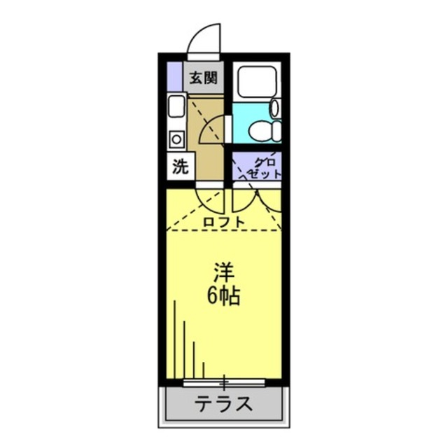 K/洋6帖